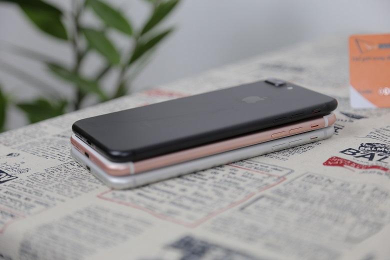 iPhone 7 Plus chưa active trôi bảo hành
