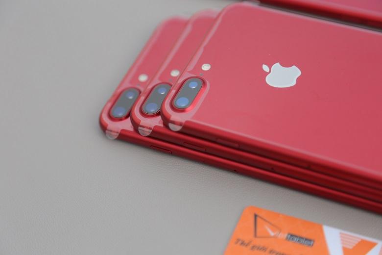 Khách hàng có thể trả góp với lãi suất ưu đãi khi mua iPhone 7 Plus cũ