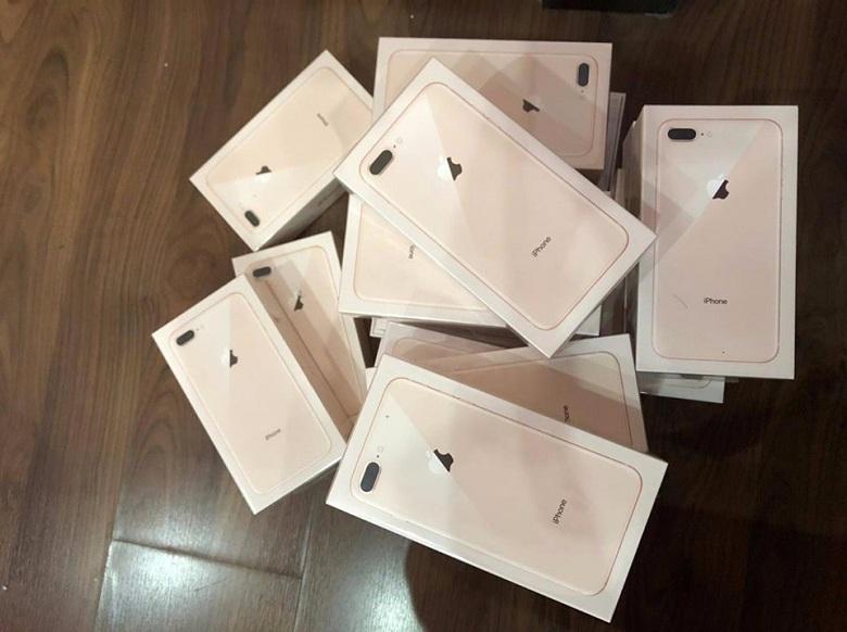 số lượng iPhone 8 Plus 64GB Quốc Tế (Chưa Active)
