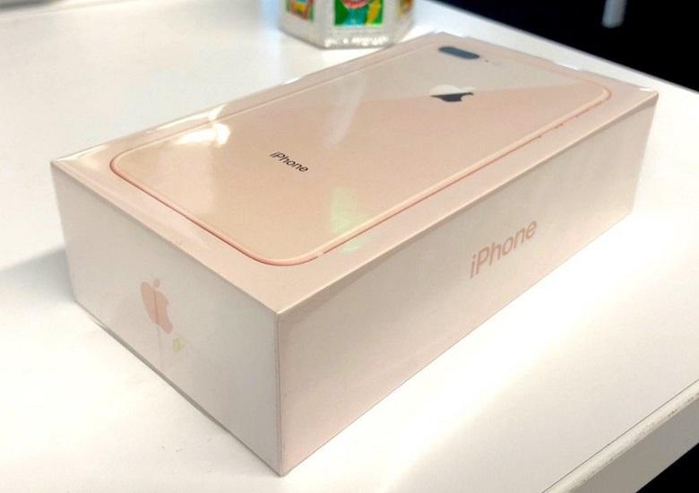 iPhone 8 Plus vượt trội về thời gian sử dụng