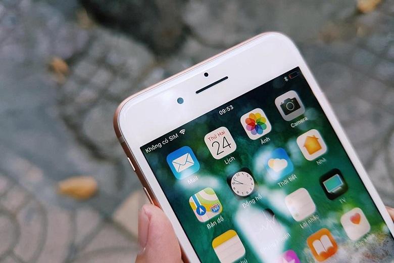 iPhone 8 Plus có sức mạnh hiệu năng tuyệt vời