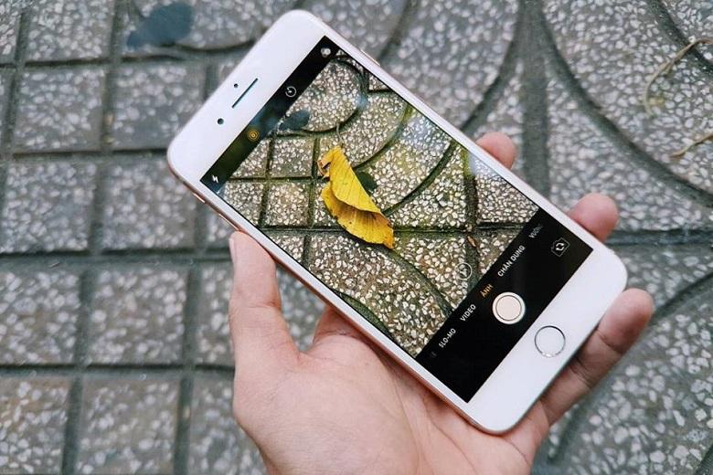 iPhone 8 Plus cho chất lượng ảnh chụp sắc nét