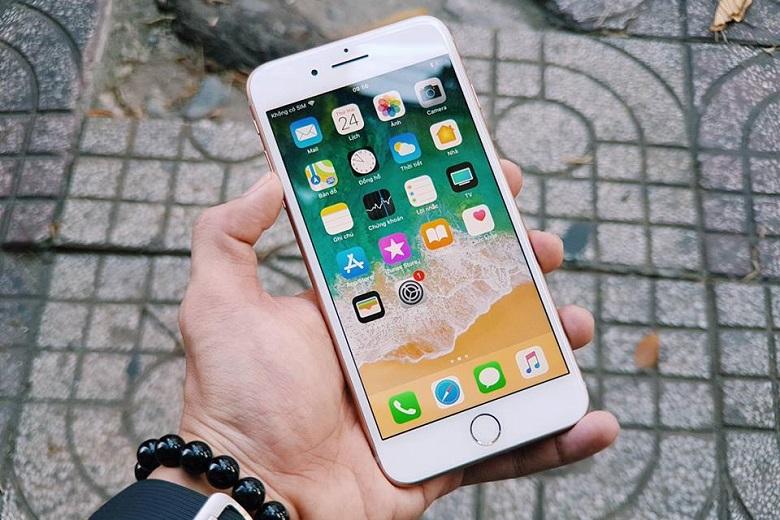 iPhone 8 Plus cũ được khách hàng yêu thích hơn cả iPhone X