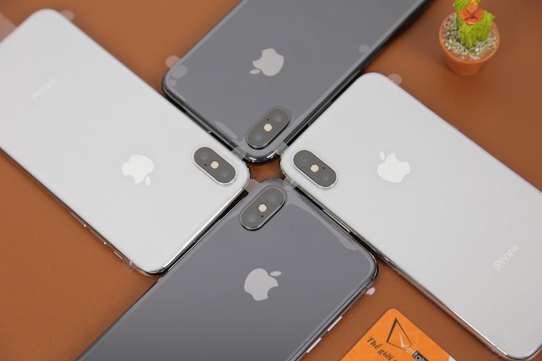 camera iPhone X Chưa Active