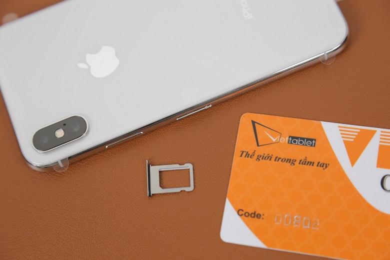 iPhone X Lock đang có giá tốt tại Viettablet