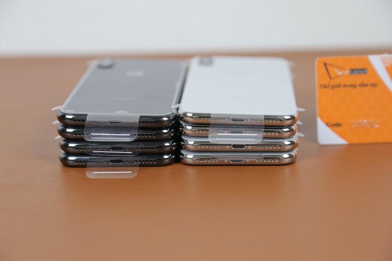 iPhone X chưa active trôi bảo hành có nguồn gốc rõ ràng