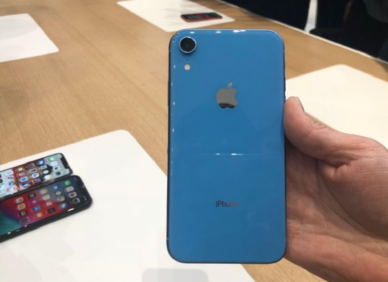 Đánh giá camera iPhone XR 128GB