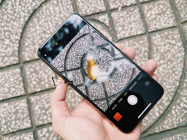chụp ảnh iPhone Xs Max 64GB
