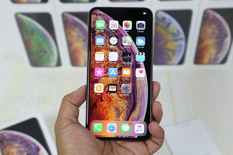 iPhone XS Max Lock là lựa chọn tốt về giá bán
