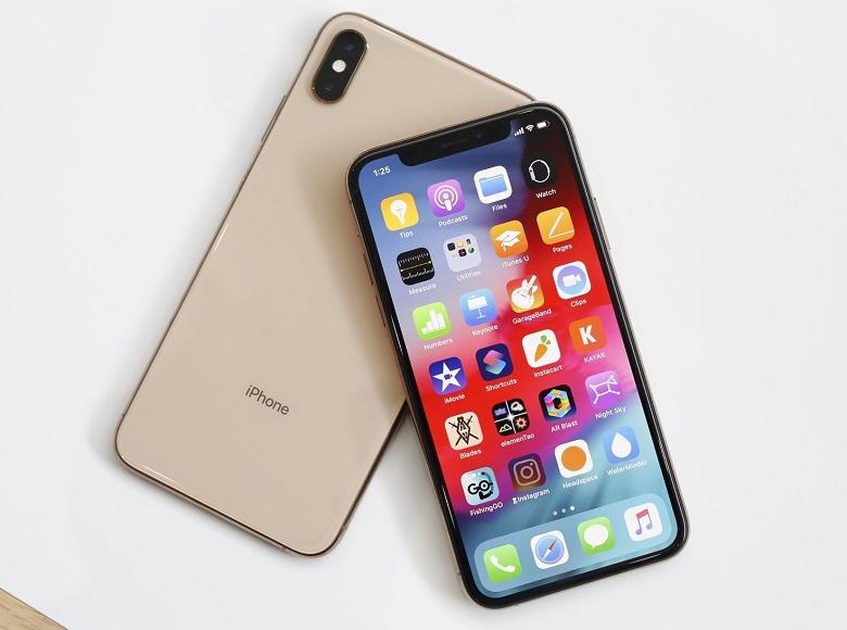 Đánh giá thiết kế iPhone XS Max 64 GB 2 Sim