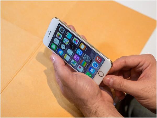 mạ vàng iPhone 6j