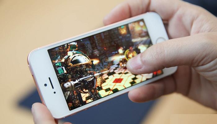 iPhone SE Lock xách tay 16GB cấu hình mạnh mẽ