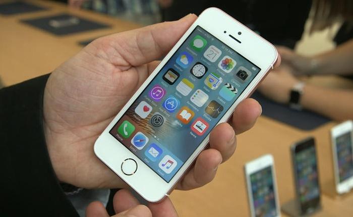 iPhone SE Lock xách tay 16GB màn hình nhỏ gọn