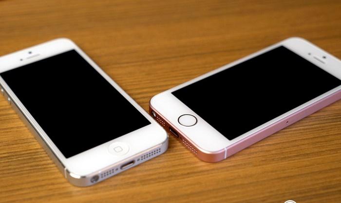 iPhone SE Lock xách tay 16GB thiết kế