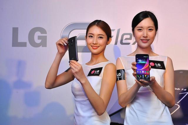 LG G Flex 2 đáng mua