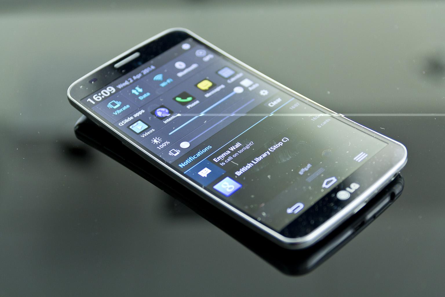 LG G Flex 2 cấu hình mạnh