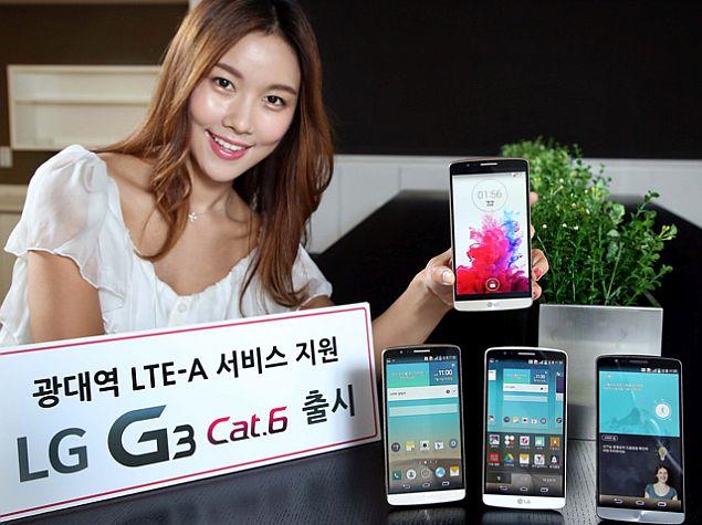 LG G3 Cat 6 F460 LTE-A prime