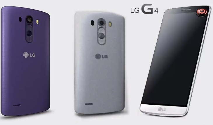 LG G4 thiết kế concept