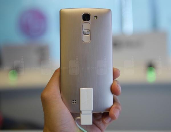 LG Magna thiết kế