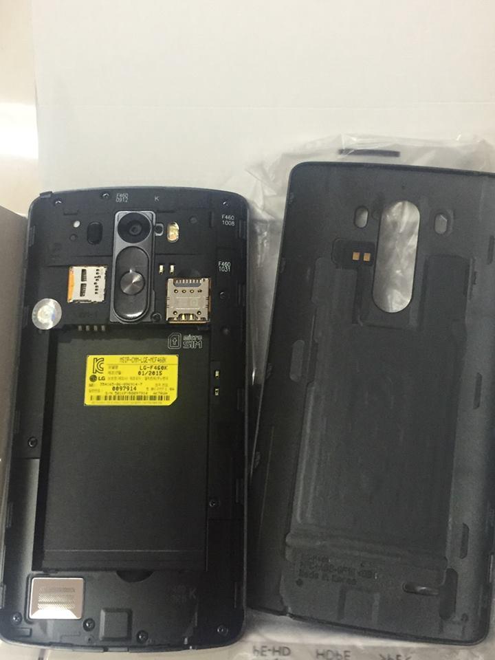 LG G3 Cat6 F460 tem vàng