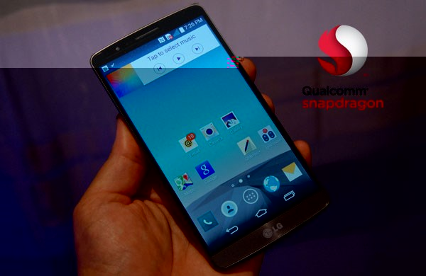 LG G3 sở hữu cấu hình mạnh mẽ
