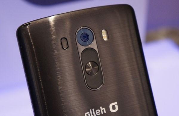 Camera độ phân giải 13 MP cho ảnh chụp sắc nét trên LG G3