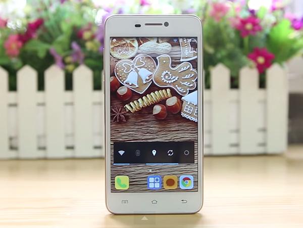 Massgo Vi3 mẫu smartphone cao cấp giá rẻ