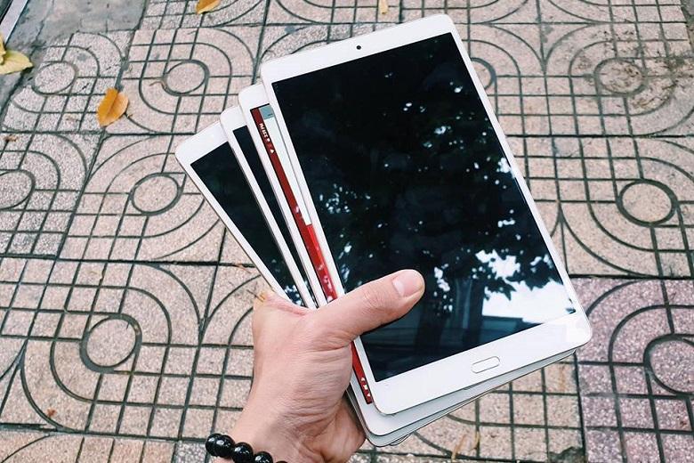 Huawei MediPad M3 8.4 có cấu hình mạnh mẽ