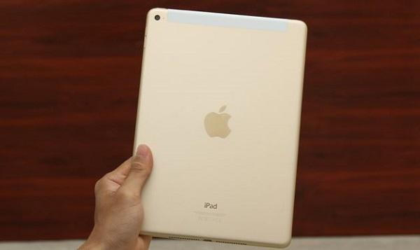 Camera iPad Air 2 cũ có khả năng quay video chất lượng 1080p@30fps, 720p@120fps