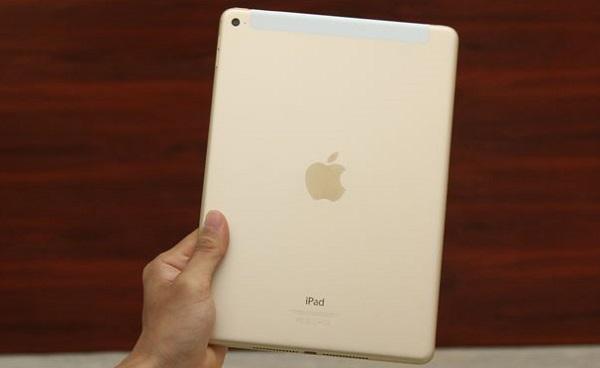 iPad Air 2 cũ có thiết kế mỏng hơn người tiền nhiệm