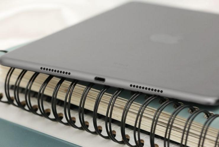 cạnh dưới của iPad Air 3 cũ