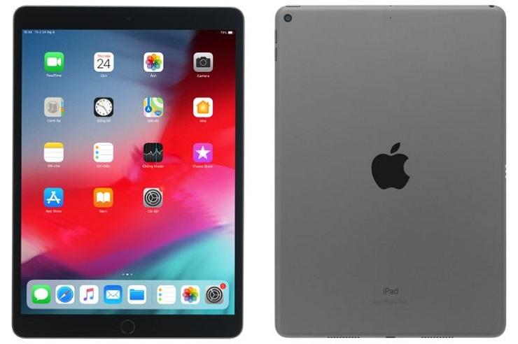 thiết kế iPad Air 3 10.5 inch (2019) cũ