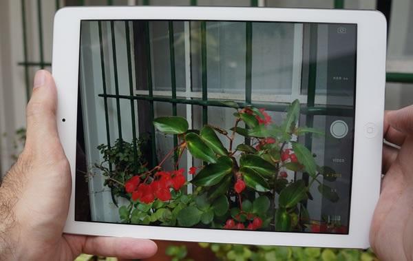 iPad Air cũ được trang bị camera 5 MP