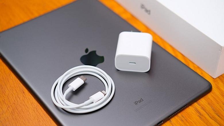 mặt lưng iPad Gen 8 10.2 inch (2020) 32GB chính hãng