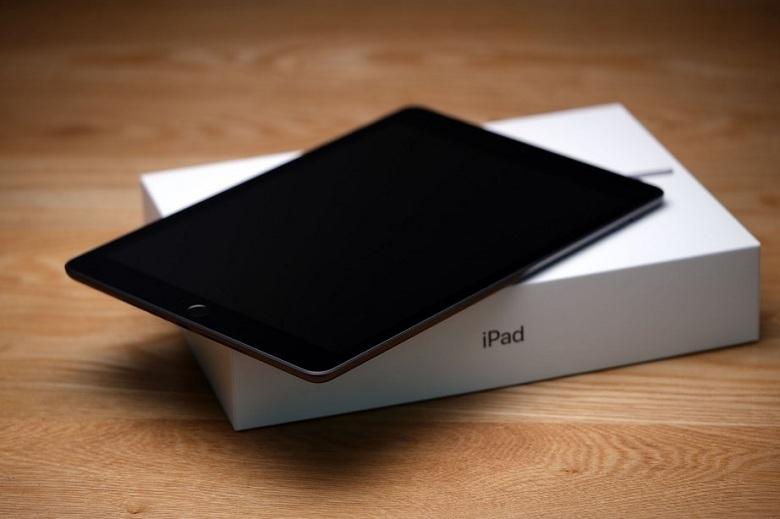 thiết kế iPad Gen 8 chính hãng