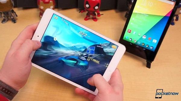 Chơi game Aslphalt 8 mượt mà trên iPad Mini 2 Cũ
