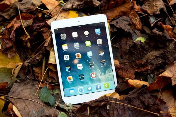 Công nghệ màn hình Retina quen thuộc trên iPad Mini 2 Cũ cho hình ảnh sắc nét, chân thực