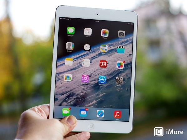 iPad Mini 2 Cũ sở hữu thiết kế đẹp, tinh tế