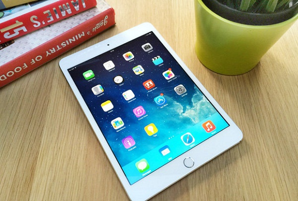 iPad mini 3 cũ chạy iOS 8.1 có thể nâng cấp lên 9.3.2