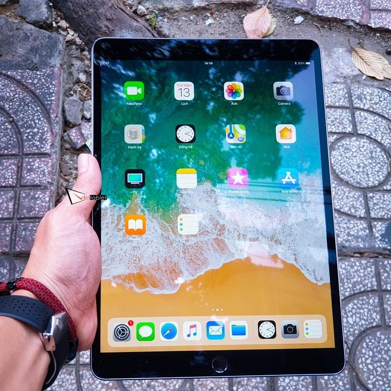 """màn hình iPad Pro 10.5"""" 2017 4G 512GB Mới"""