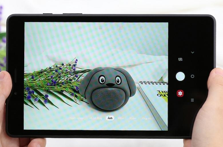 Camera của Galaxy Tab A8 8 inch T295 (2019)
