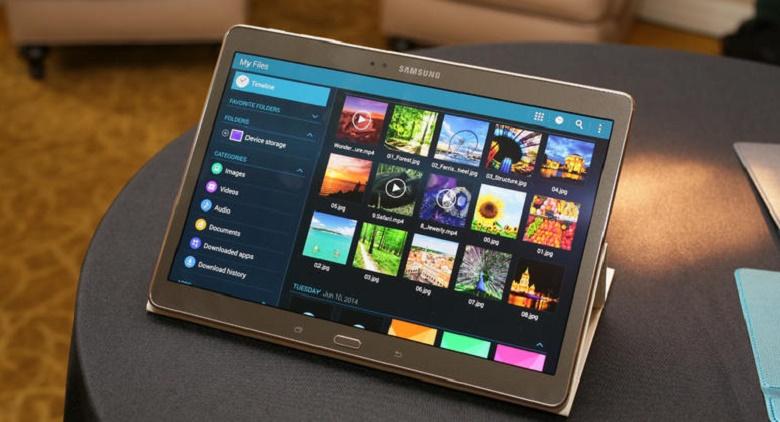 Samsung Galaxy Tab S 10.5 inch cũ like new cấu hình