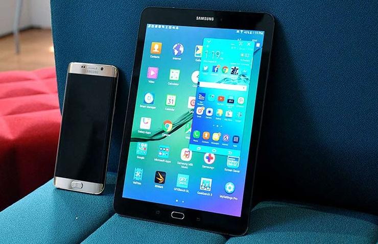Samsung Galaxy Tab S2 9.7 inch có khả năng nghe gọi