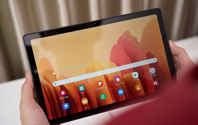 kích thước Samsung Galaxy Tab A7 (2020)