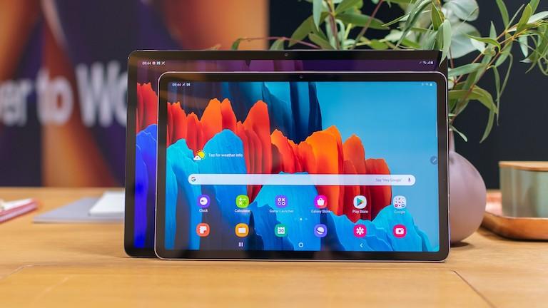 màn hình Samsung Galaxy Tab S7 Plus