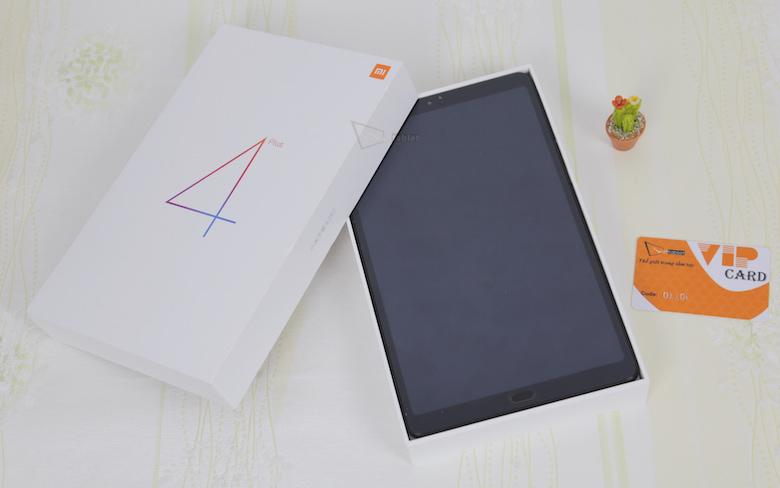 Xiaomi MiPad 4 Plus chính hãng xách tay ra mắt