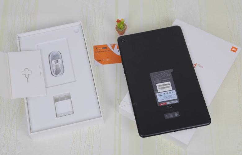 Xiaomi MiPad 4 Plus thiết kế giá rẻ