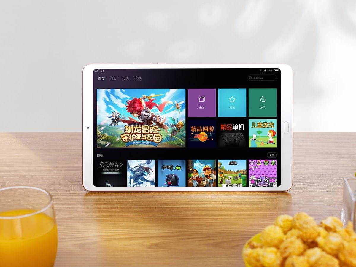 Xiaomi mi Pad 4 Plus giá rẻ