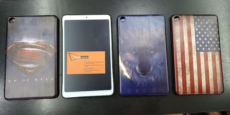 Ốp lưng - Bao da Xiaomi Mi Pad 4 Chính Hãng