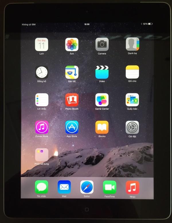 Ảnh thực tế iPad 4 cũ 16GB 4G 1